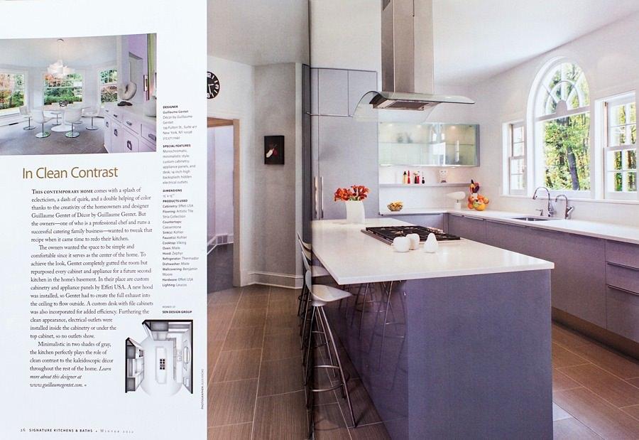 Signature Kitchens & Baths 2012