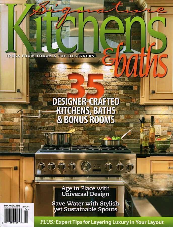 Signature Kitchens & Baths 2012 - Guillaume Gentet